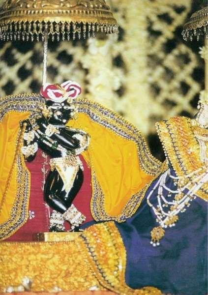 Шри Радхараман, Вриндаван