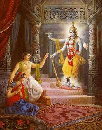 2 сентября - Шри Кришна Джанмаштами