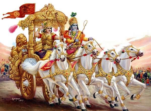 Гита-джаянти (день явления Бхагавад-гиты)