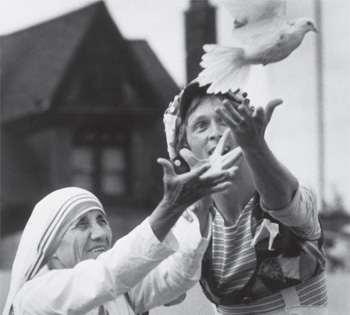 Святая мать Тереза, Голод сердца