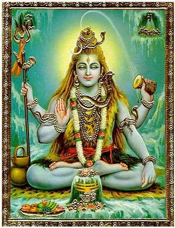 Маха Шиваратри, великая ночь Шивы