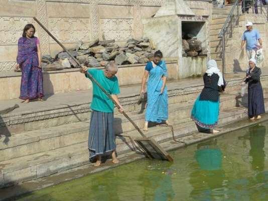 ЕМ Чайтанья Чандра Чаран Прабху, Естественный процесс