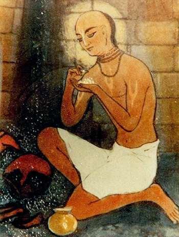 праздник Панихати Чида Дадхи Утсава