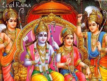 Рама Навами - День явления Господа Рамачандры