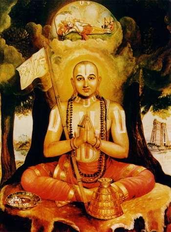 8 апреля - Явление Шри Рамануджачарьи