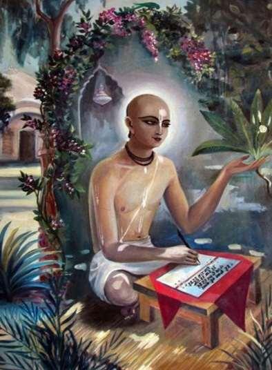 Шри Шьямананда Прабху - биография
