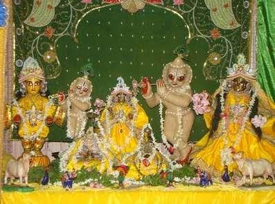 Шрила Баладева Видьябхушана