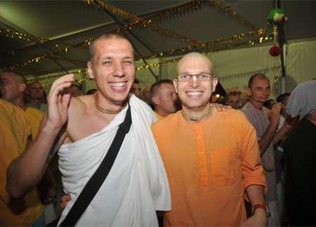 Свежая информация! 10 - 14 сентября - Духовный фестиваль «Бхакти Сангама 2011» в Заозерном (Евпатории)