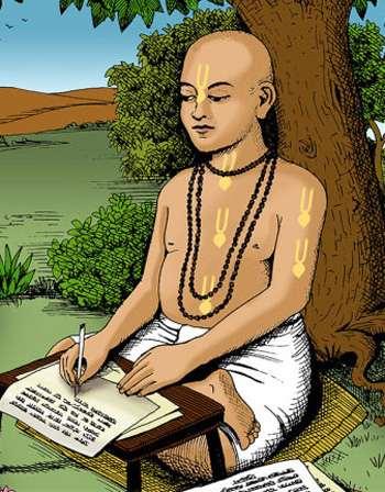 Гопал Бхатта Госвами - биография