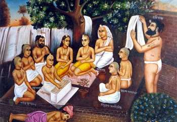 Шри Сварупа Дамодара Госвами - биография