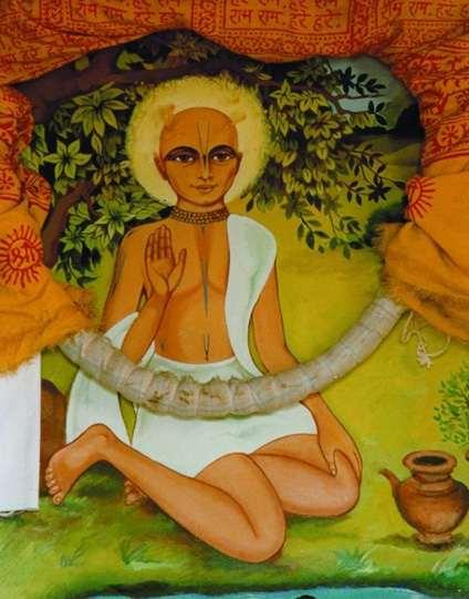 Шри Джива Госвами - биография
